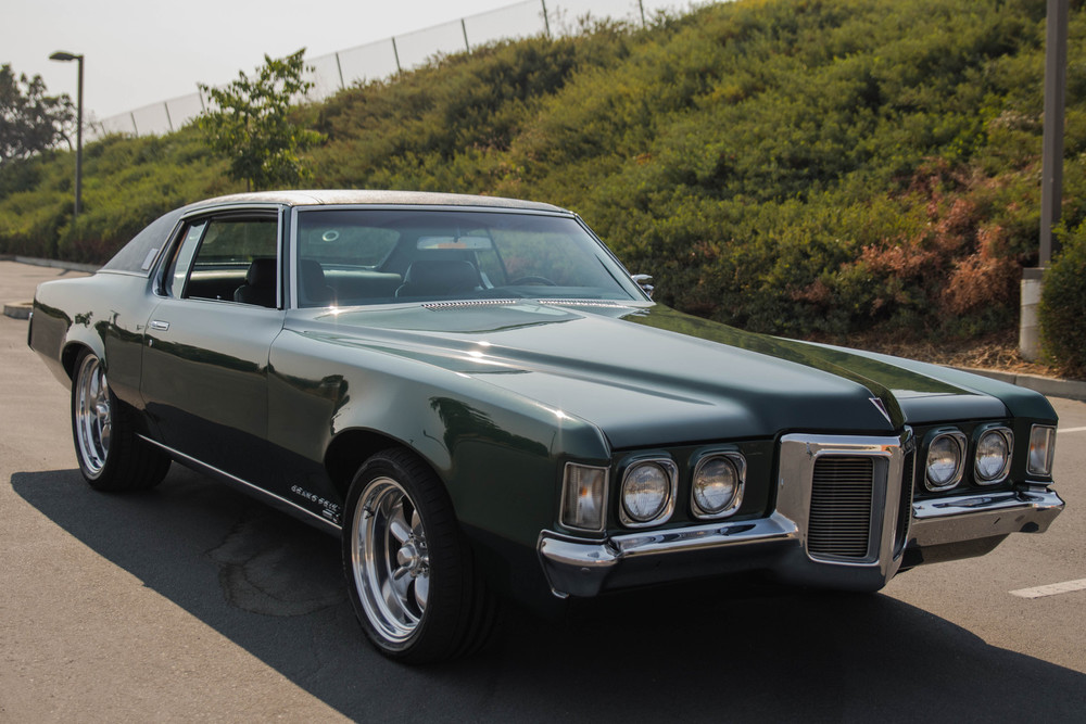 1969 Pontiac Grand Prix No trim field 2 Door Hardtop for sale