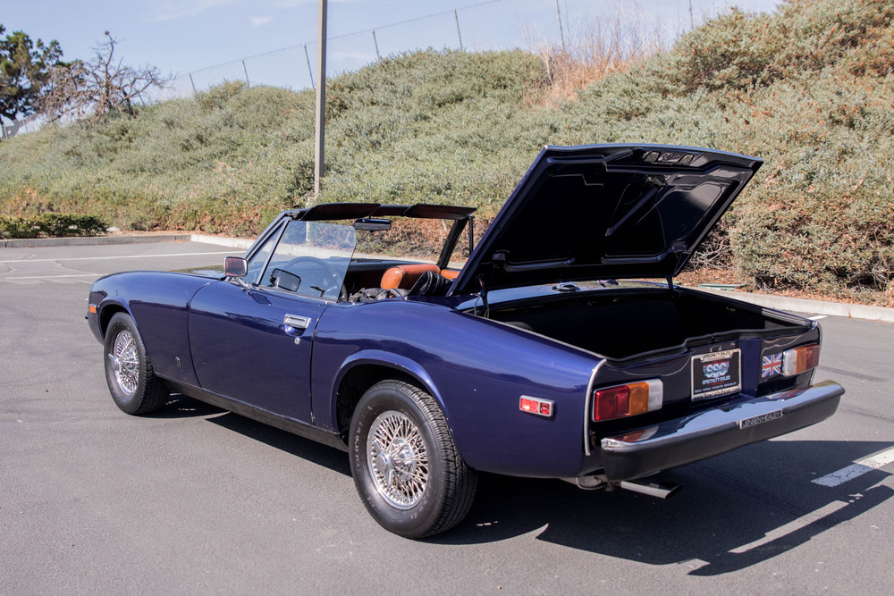 1974 Jensen-Healey Healey No trim field 2 Door Roadster for sale