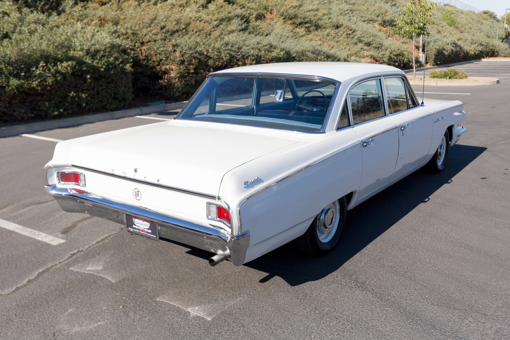 1963 Buick Special Deluxe 4 Door Sedan for sale
