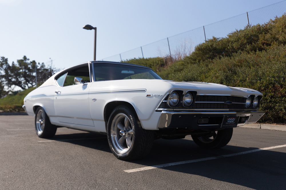 1969 Chevrolet Chevelle Yenko Clone 2 Door Sport Coupe for sale