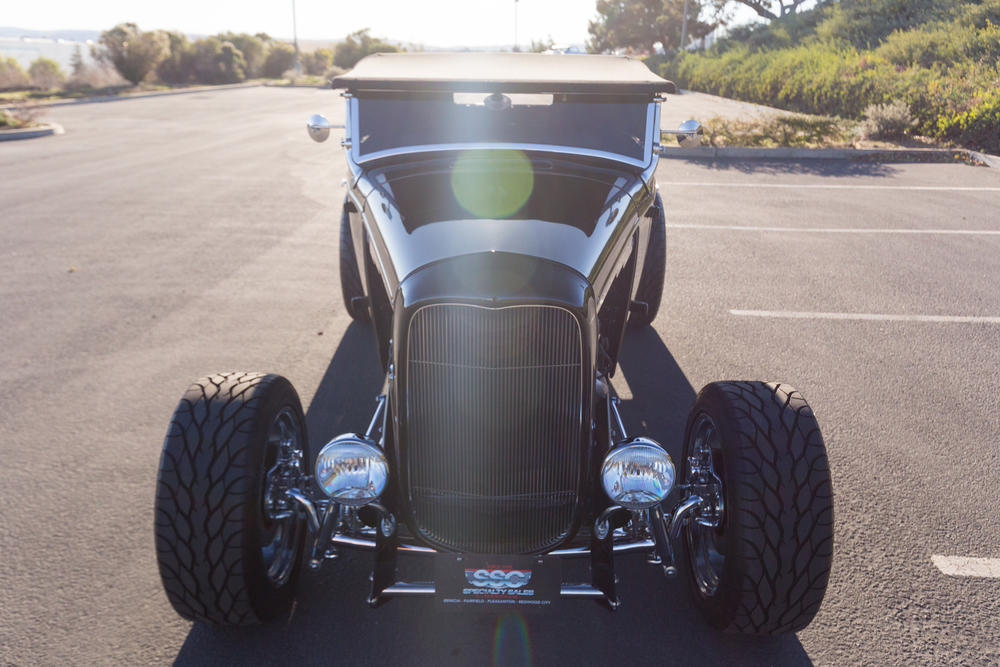 1932 Ford Hi-Boy No trim field 2 Door Roadster for sale