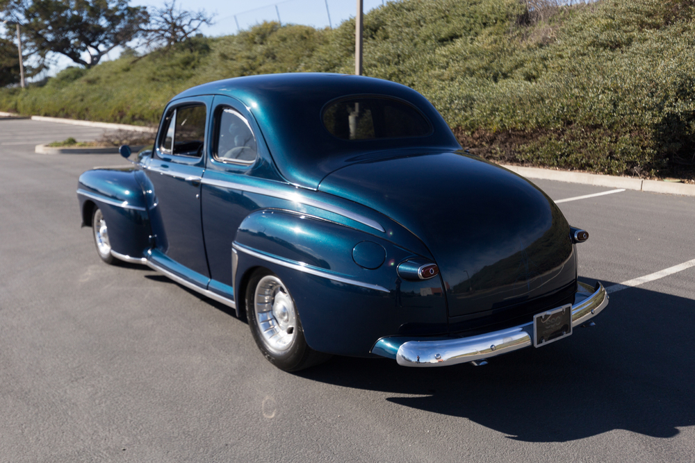 1947 Ford Deluxe No trim field 2 Door Coupe 5 Passenger for sale