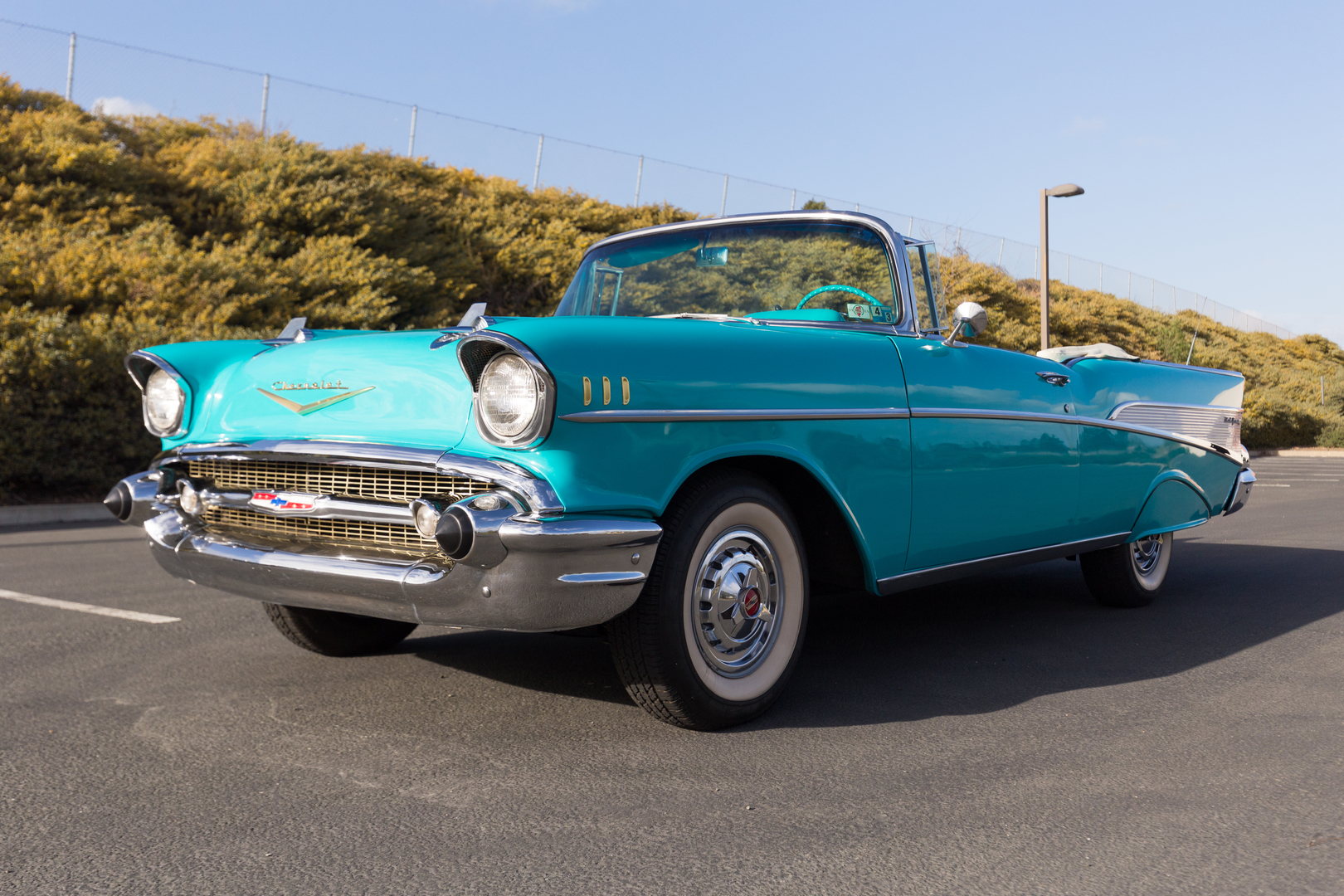 Chevrolet Vehicles Specialty Sales Classics 1957 Chevy Vin Tag Decoder Bel Air No Trim Field 2 Door Convertible For Sale