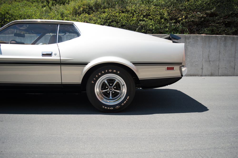 1971 Ford Mustang Boss 351 2 Door Fastback for sale