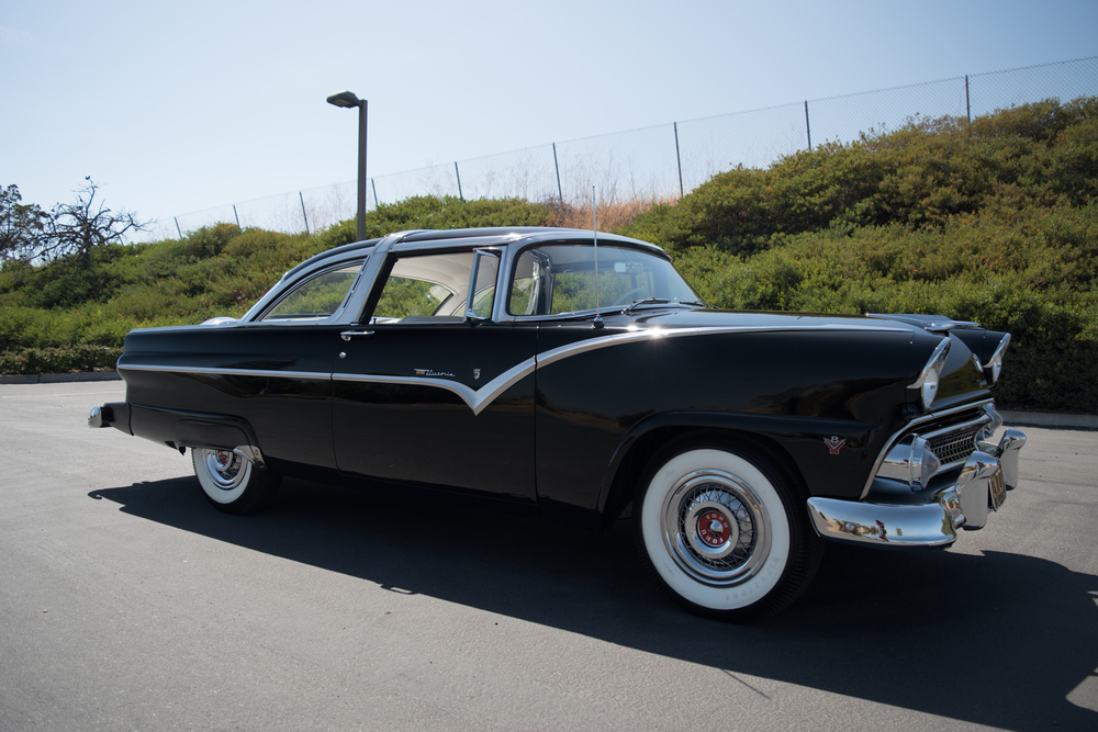 1955 Ford Fairlane Crown Victoria 2 Door for sale