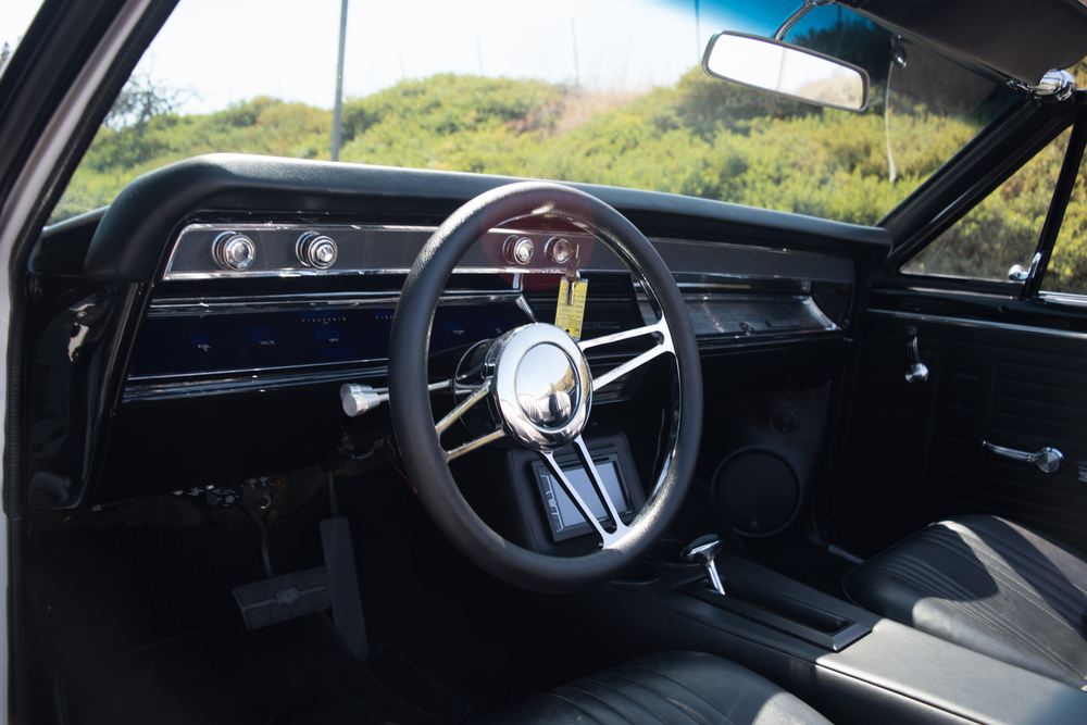 1967 Chevrolet Chevelle Malibu 2 Door Convertible for sale