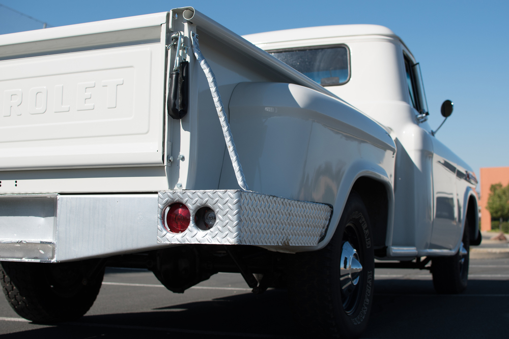 1959 Chevrolet 3200 Apache 2 Door Stepside for sale