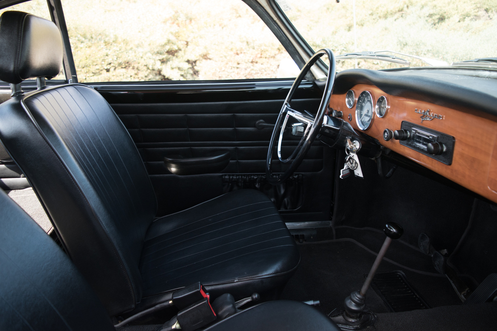1971 Volkswagen Karmann Ghia No trim field 2 Door Coupe for sale