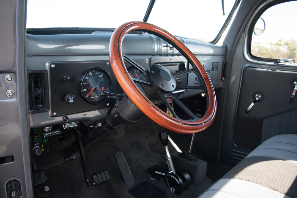1952 Dodge Power Wagon B-3PW 1 Ton 2 Door Pick up for sale