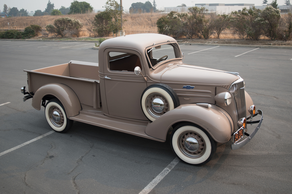1937 Chevrolet GC 1/2 Ton 2 Door Pickup for sale