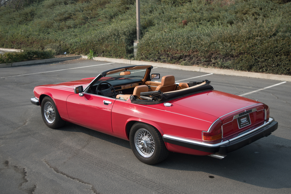 1990 Jaguar XJS No trim field 2 Door Convertible for sale