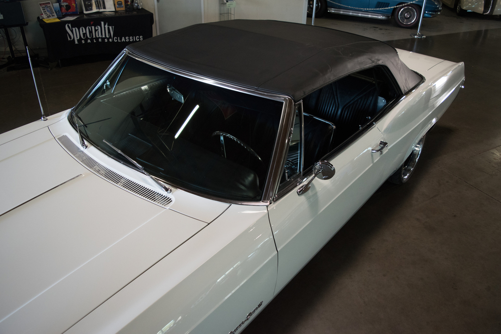 1965 Chevrolet Impala Super Sport 2 Door Convertible for sale