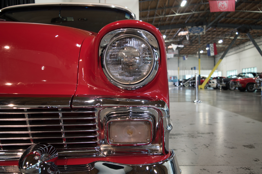 1956 Chevrolet Bel Air No trim field 2 Door Hardtop for sale