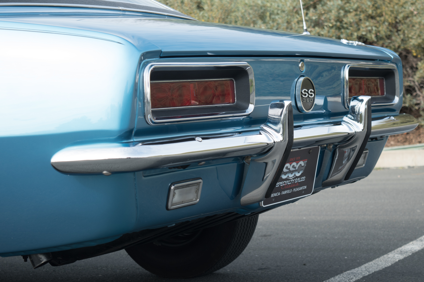Details about 1967 Chevrolet Camaro SS/RS