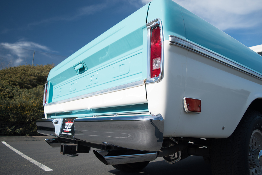 1968 Ford F250 3/4 Ton 2 Door Pickup for sale