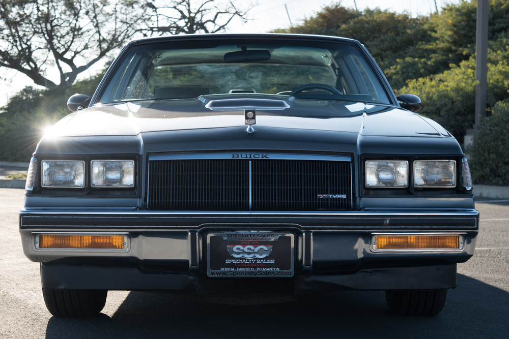 1986 Buick Regal T-Type Turbo 2 Door Coupe for sale