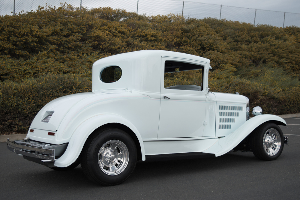 1930 Plymouth Model U No trim field 2 Door Coupe 2 Passenger for sale