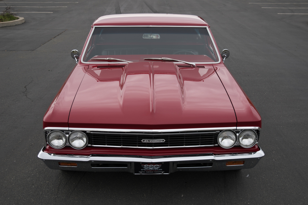 1966 Chevrolet El Camino 2 Door Pickup for sale