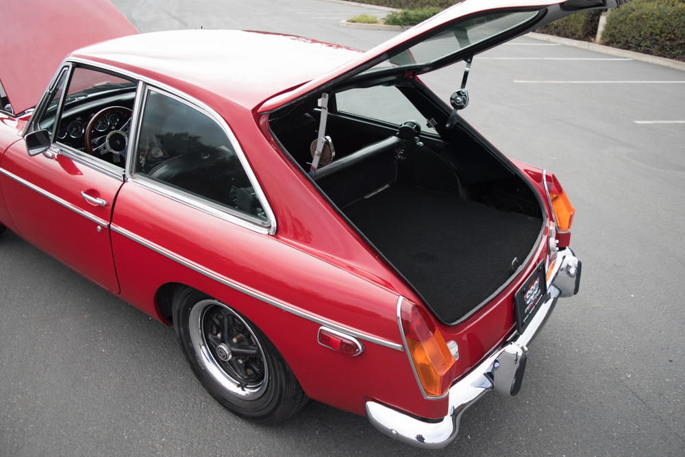 1974 MG MGB Mark III GT 2 Door Coupe for sale