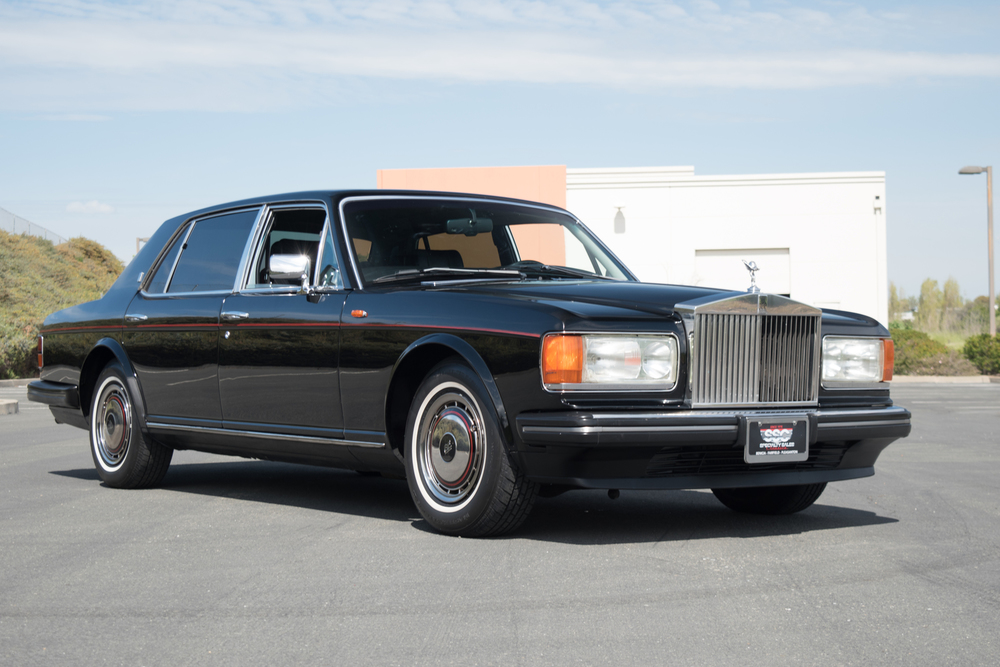 1993 Rolls-Royce Silver Spur II No trim field 4 Door Sedan for sale