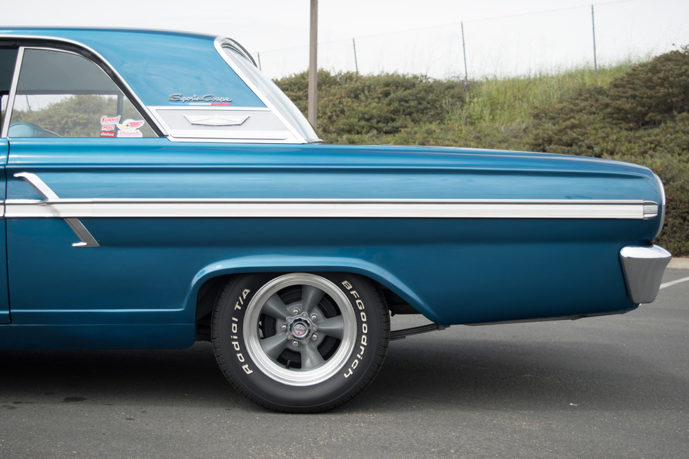 1964 Ford Fairlane 500 Sport 2 Door Hardtop Coupe for sale