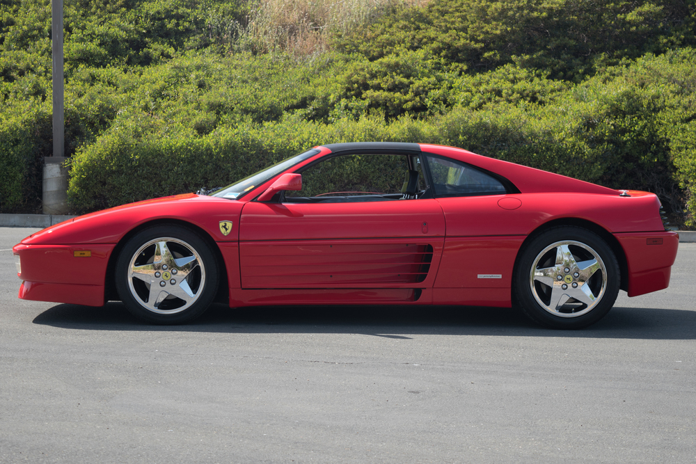 1990 Ferrari 348 TS 2 Door Targa for sale