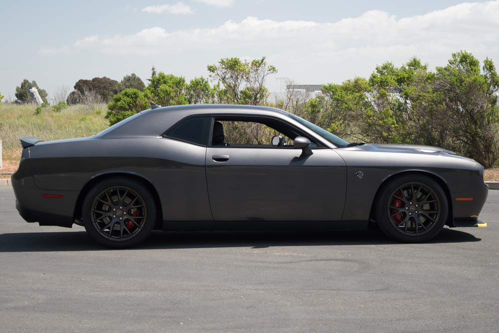 2015 Dodge Challenger Hellcat 2 Door coupe for sale