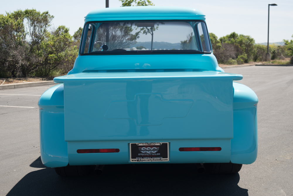 1957 Chevrolet 3100 1/2 Ton Shortbed 2 Door Pickup for sale