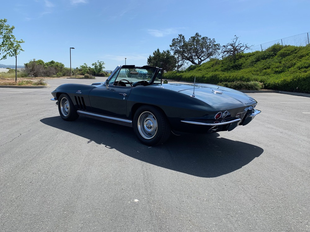 1966 Chevrolet Corvette 427 2 Door Convertible for sale