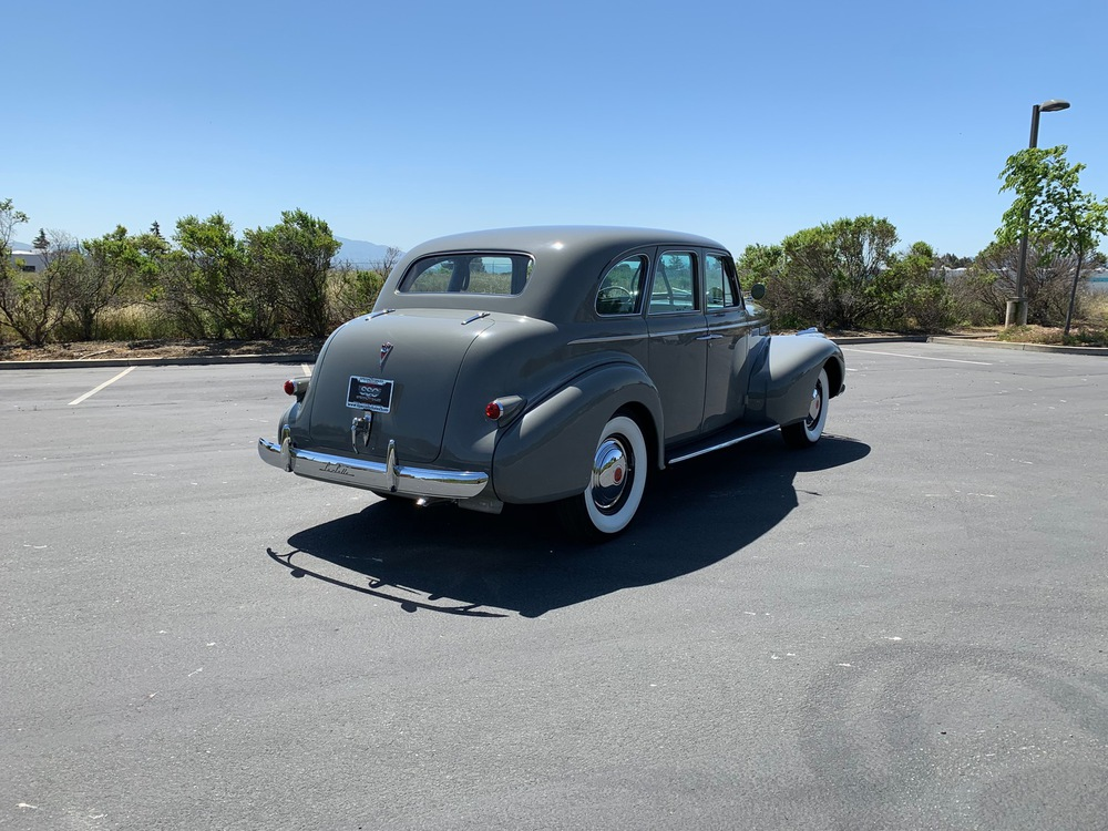 1940 LaSalle 5019 No trim field 4 Door SEDAN for sale