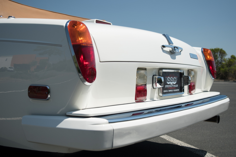 1988 Rolls-Royce Corniche No trim field 2 Door Convertible for sale