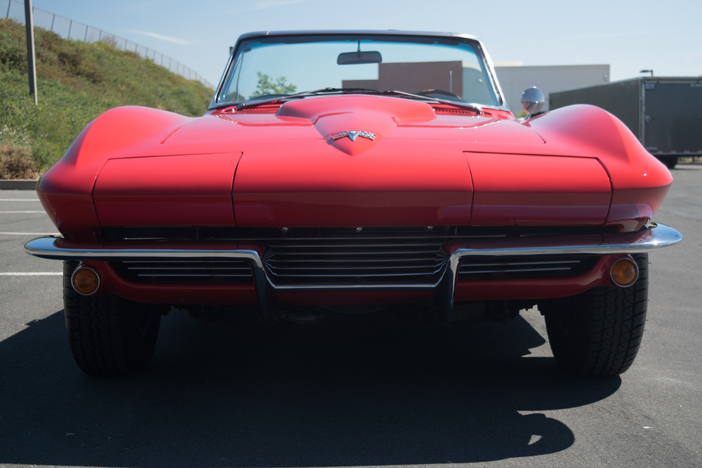 1964 Chevrolet Corvette Sting Ray 2 Door Convertible for sale