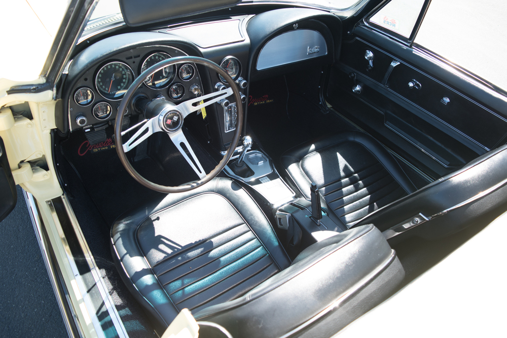 1967 Chevrolet Corvette Sting Ray 2 Door Convertible for sale