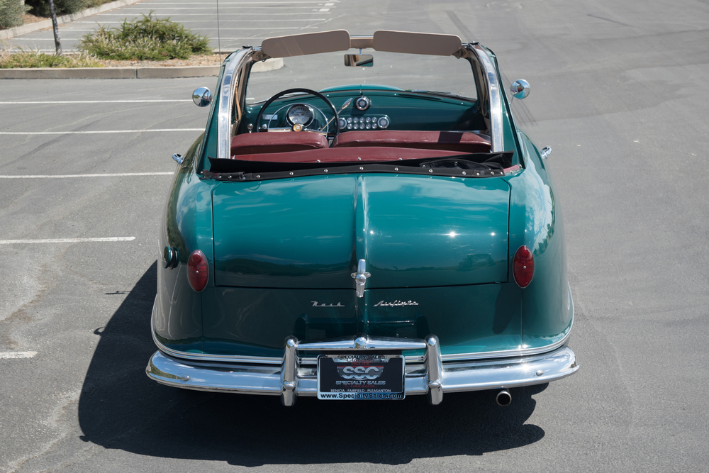 1951 Nash Rambler Custom Airflyte 2 Door Convertible for sale