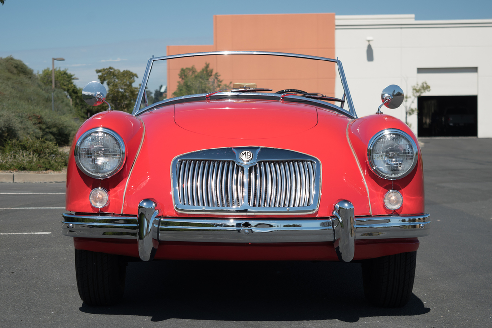 1957 MG MGA 1500 2 Door Roadster for sale