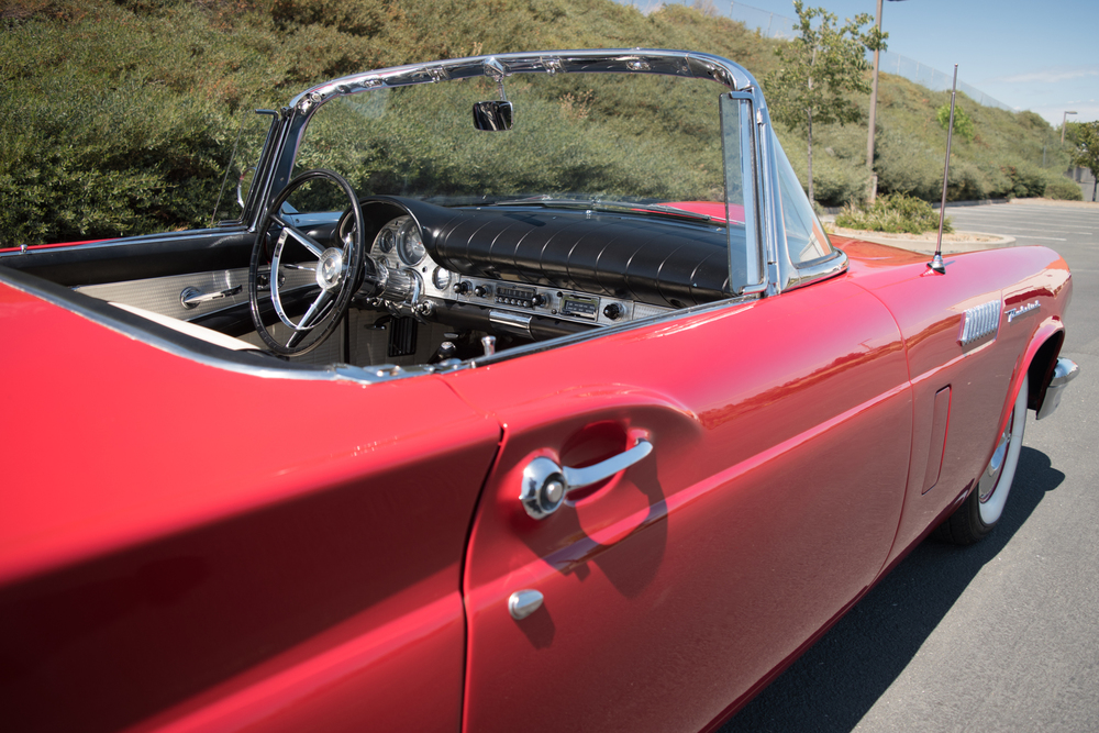 1957 Ford Thunderbird No trim field 2 Door Convertible for sale