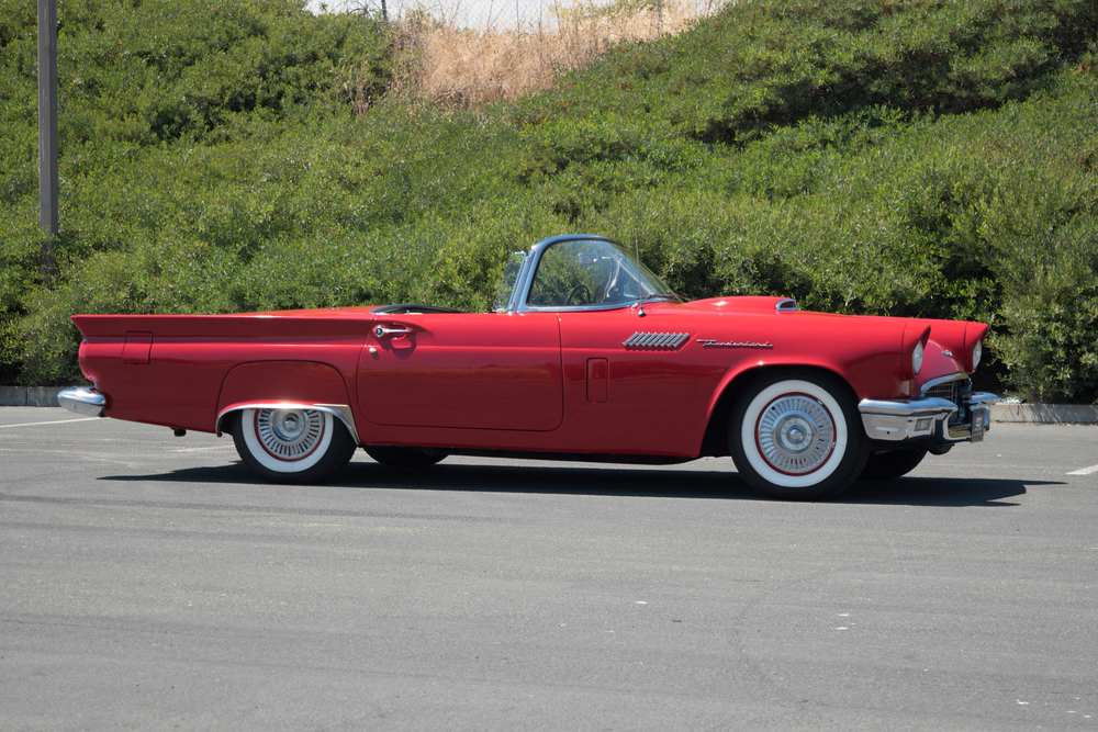 1957 Ford Thunderbird 2 Door Convertible for sale