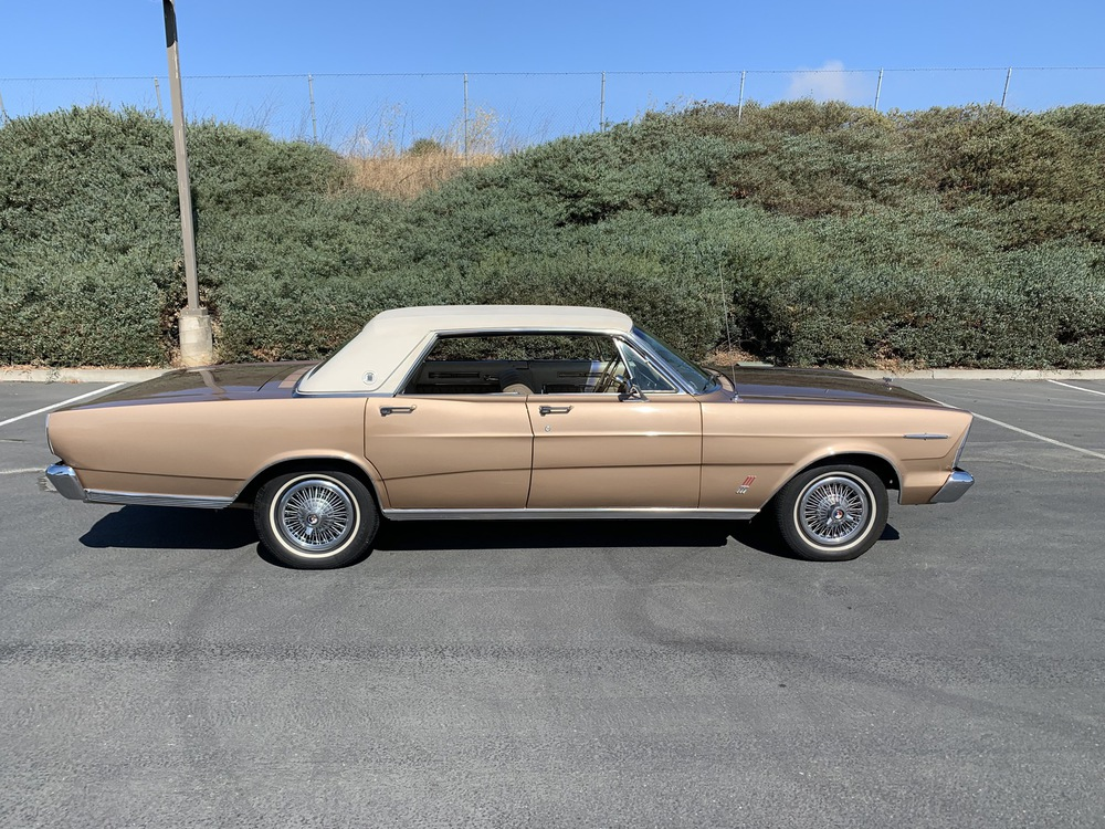 1966 Ford LTD No trim field 4 Door Hardtop for sale