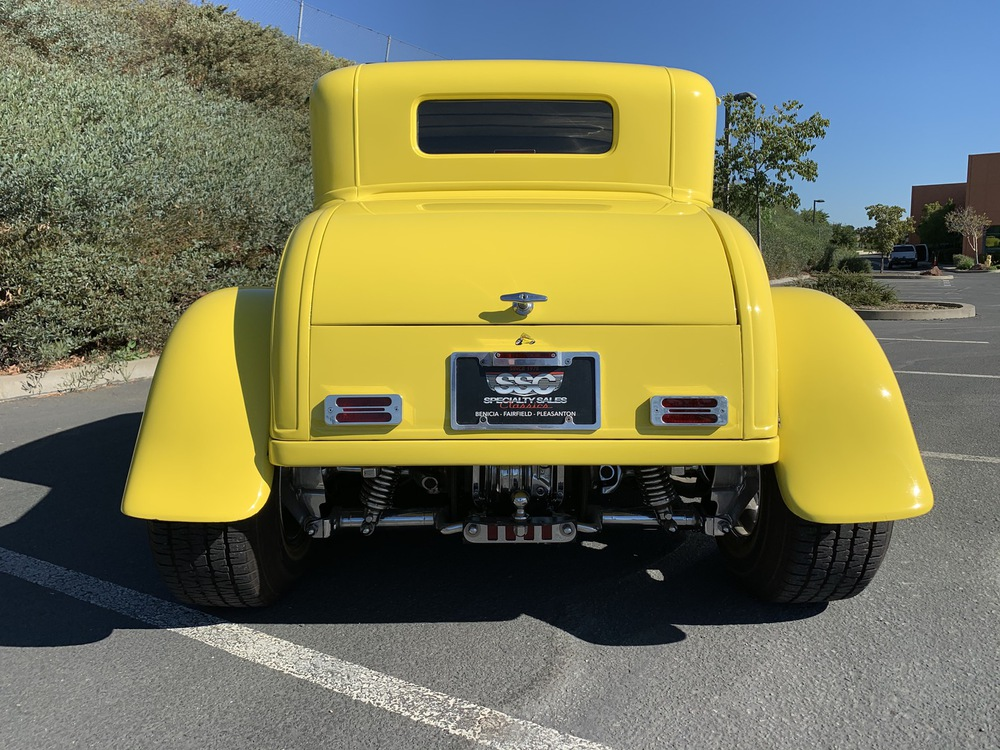 1930 Ford Model A 2 Door Coupe for sale
