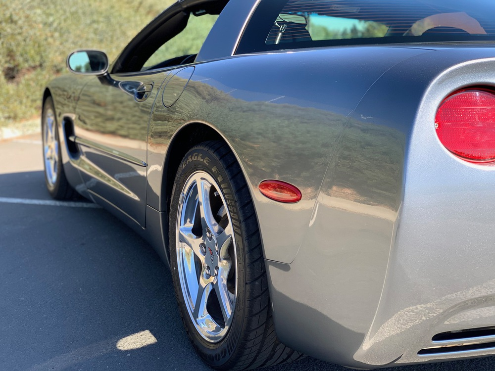 2003 Chevrolet Corvette 50th Anniversary 2 Door Coupe for sale