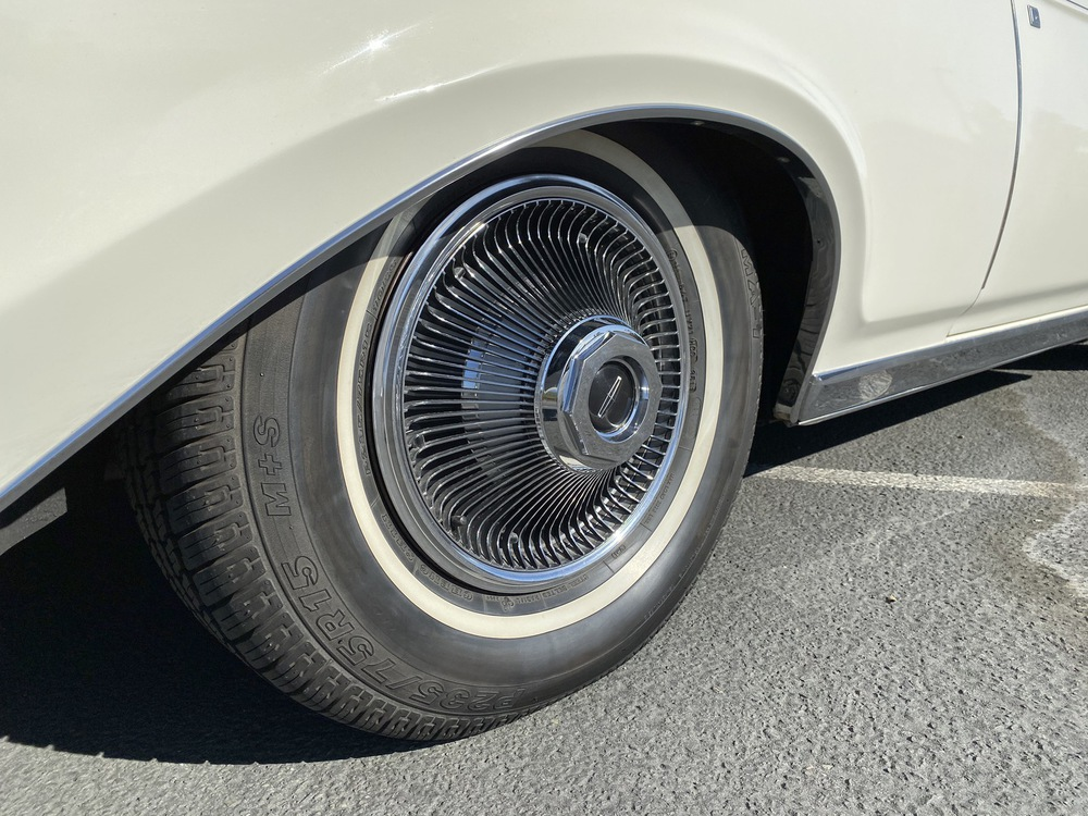 1969 Lincoln Continental Mark III 2 Door Hardtop Coupe for sale