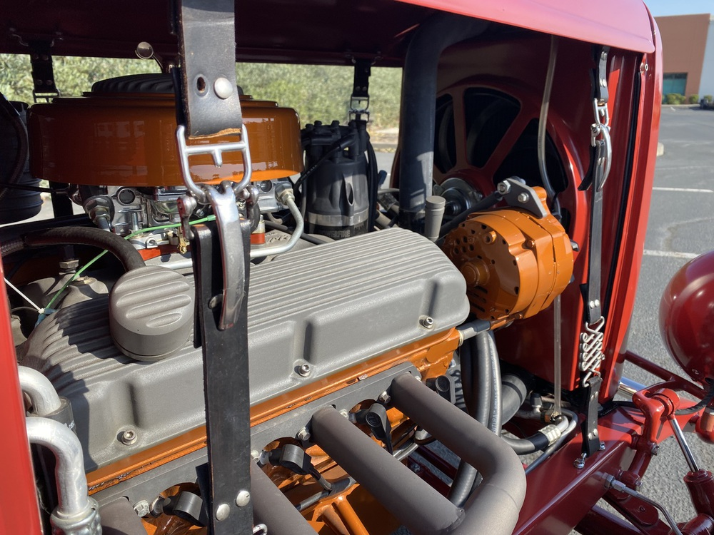 1932 Ford 3 Window Hotrod 2 Door Coupe for sale