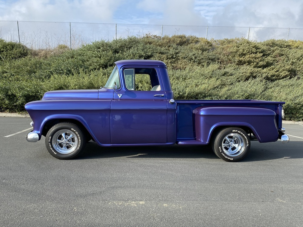 1955 Chevrolet 3100 1/2 Ton Stepside Shortbed 2 Door Pickup for sale