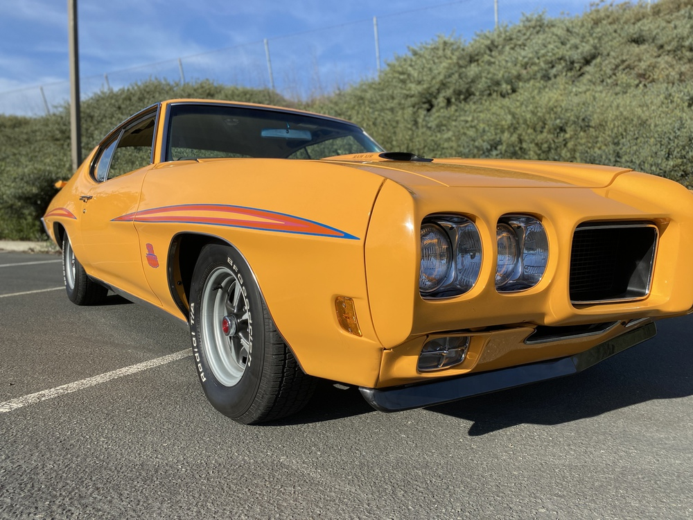 1970 Pontiac GTO 2 Door Hardtop for sale