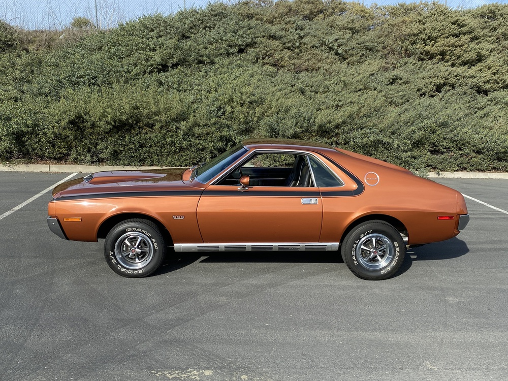 1970 American Motors AMX 2 Door Fastback Coupe for sale