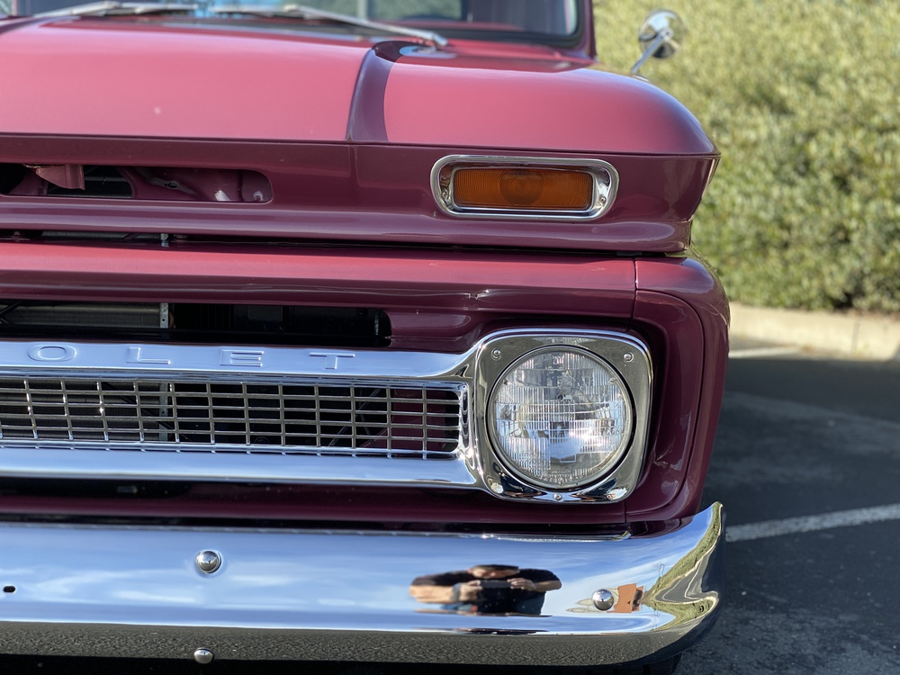 1966 Chevrolet C10 1/2 Ton Shortbed 2 Door Pickup for sale