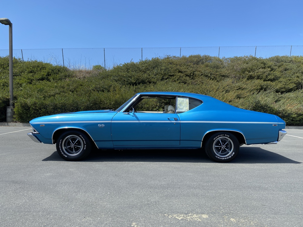1969 Chevrolet Chevelle Super Sport 2 Door Hardtop for sale