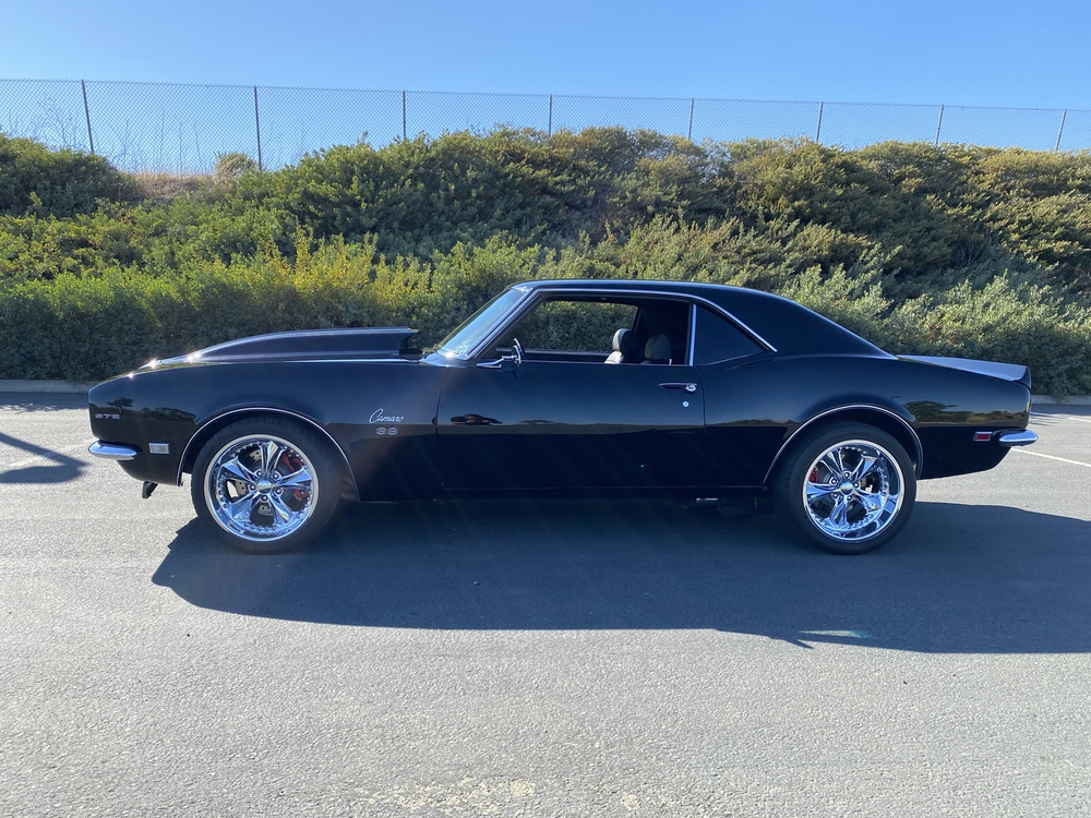 1968 Chevrolet Camaro 2 Door Hardtop for sale