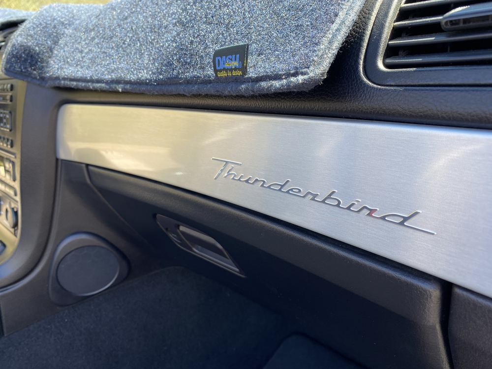 2003 Ford Thunderbird 2 Door Convertible for sale