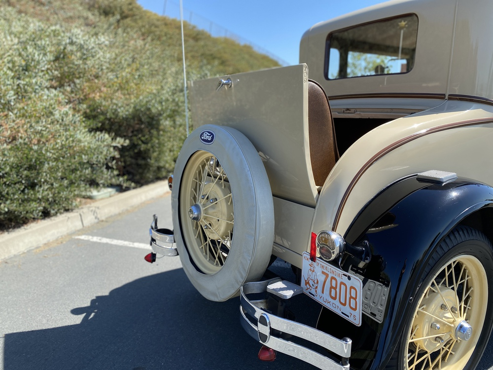 1929 Ford Model A 2 Door Coupe for sale